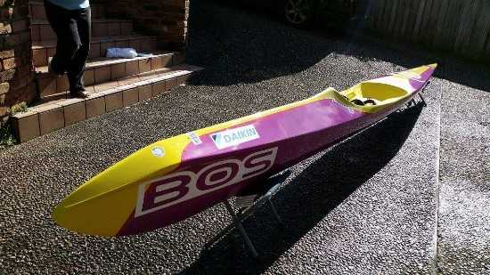 BOS Raptor XR Ski - Excellent Condition